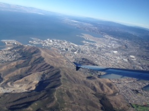 sfo from the sky